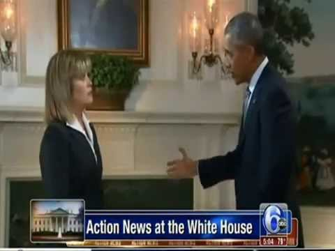 Obama Talks Murder Of Alison Parker & Adam Ward, Says Gun Deaths Dwarf Terrorism Deaths