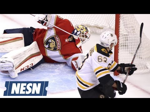 Video: NISSAN Morning Drive: Bruins In Florida To Face Panthers, Lightning