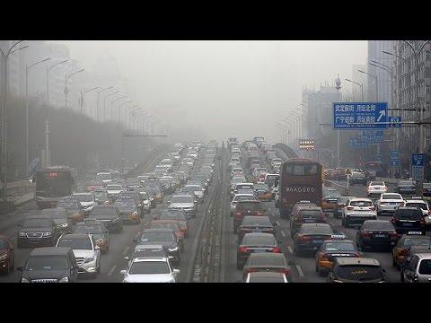Πεκίνο: «Πλαφόν» στα πυροτεχνήματα για την Πρωτοχρονιά