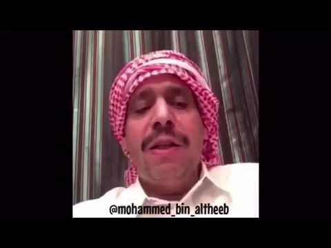 بالفيديو : جديد الشاعر محمد بن الذيب – اهزم الاقوياء  محمد بن ذيب