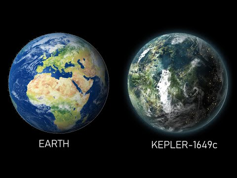 NASA Discovers A Hidden Alien Planet!