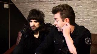 Kasabian - 'The X Factor Is Horrible'