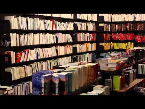 Book - Everything you see here can be purchased at Type Books. Type Books 883 Queen Street West Toronto, Ontario (416) 366-8973) MUSIC: Grayson Matthews http://www....