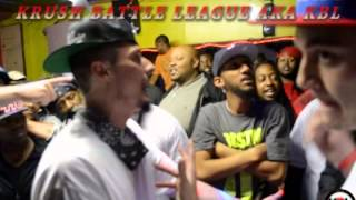 Krush Battle League | Ess Dot vs. Young G