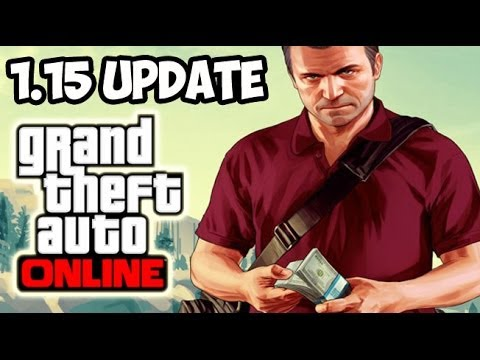GTA 5 Online 1.15 Patch - Money Duplication RP Glitches Patched (GTA V Independence Day DLC Update) (видео)