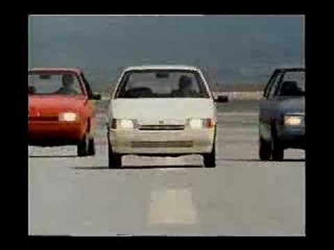 Yugo (Zastava) Florida TV commercial – 1988