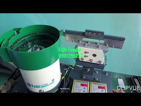 Giải pháp cấp vít tự động|Part feeder|mâm rung|cối rung, nồi rung, phễu rung