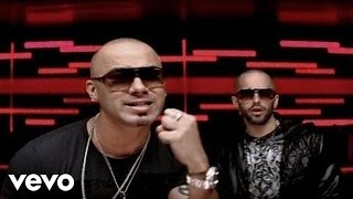 Wisin & Yandel music video Te Siento