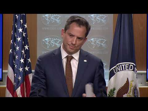 Department Press Briefing - November 29, 2018