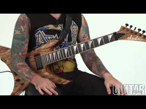 Thrash Course w/Dave Davidson of REVOCATION - Comparing the Minor Modes