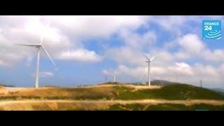 الطاقة الريحية في المغرب