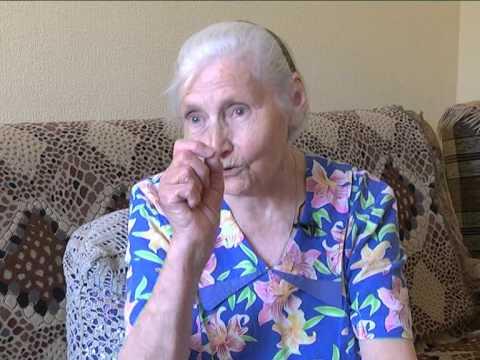 89-летняя жительница пансионата престарелых просит о помощи