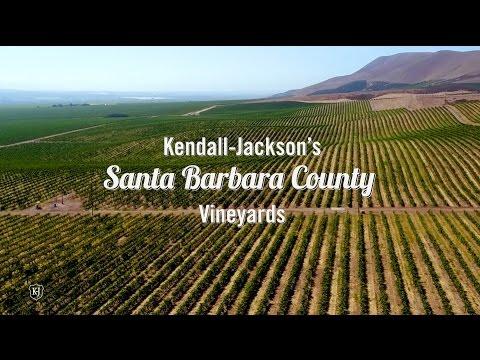 Kendall-Jackson's Santa Barbara County Vineyards