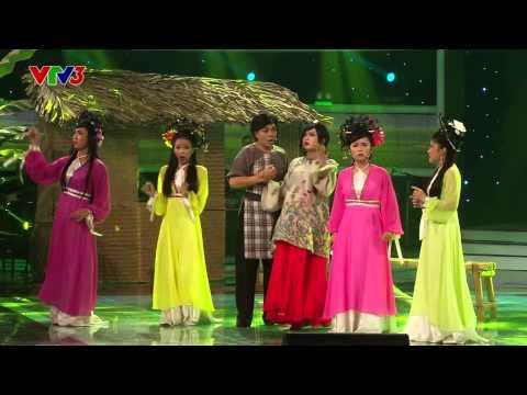 Nhóm Chuồn Chuồn Giấy - Vietnam's Got Talent năm 2014 Ngày 29/03/2015