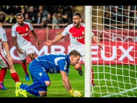 BORD TERRAIN : Le doublé de Falcao contre Nice! - AS MONACO