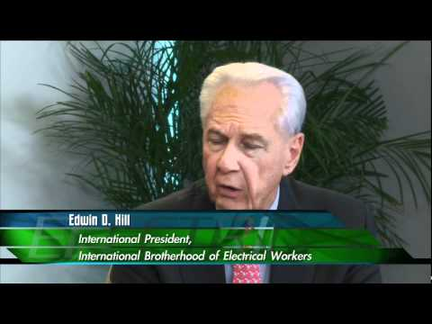 Ed Hill Presidential Perspectives – NECA/IBEW Team