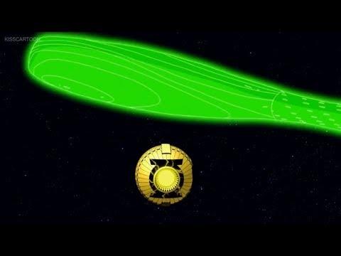 Hal Jordan vs Sinestro part 2/3 (Green Lantern: First Flight)