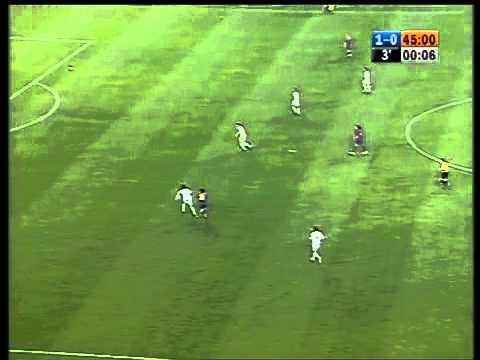 Bàn thắng đầu tiên của Messi cho Barcelona - 01.05.2005