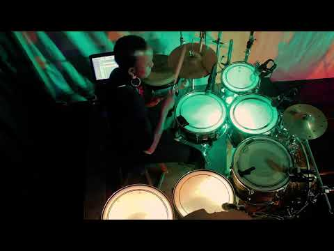 African Praise Medley By Lawrence And DeCovenant. Topsticks Drum Expression