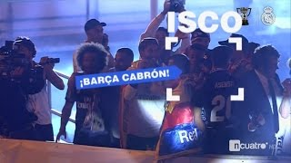 Video Isco: ¡Barça Cabrón! - Celebracion Cibeles Real Madrid - Liga 2017 MP3, 3GP, MP4, WEBM, AVI, FLV Mei 2017