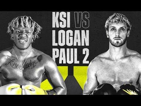 KSI vs Logan Paul 2 Trailer ( Boxing Fight Build up )