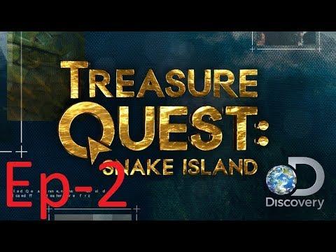 Treasure Quest  Snake Island Season 2 Episode 2