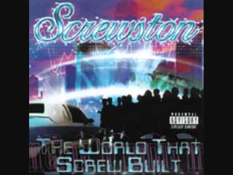 screwston - Screwston Vol. 6 - The World That Screw Built 2002 Houston, TX.