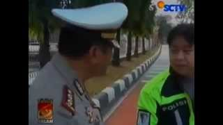 Video Gokil Polisi Gadungan Tilang Polisi Asli MP3, 3GP, MP4, WEBM, AVI, FLV September 2017