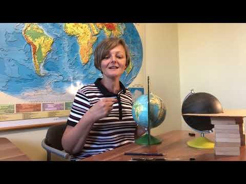 6 klasa - Ruch obiegowy Ziemi