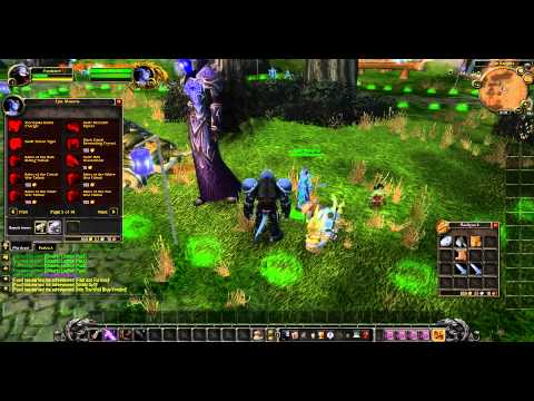 World of Warcraft Private Server: Heroeswow Server ( 3.3.5a WotLK )