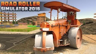 Nonton Road Roller Simulator 2016   Android Gameplay   Simulator Games   Free Car Games To Play Now Film Subtitle Indonesia Streaming Movie Download
