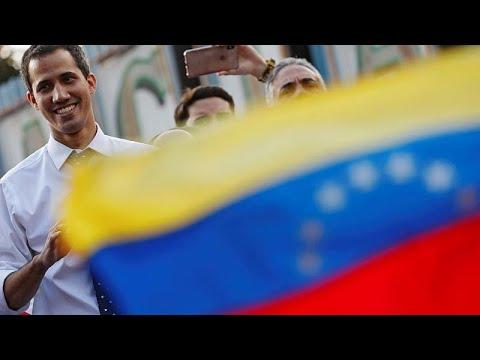 Venezuela: Aufruf zum Widerstand gegen Präsident Madu ...