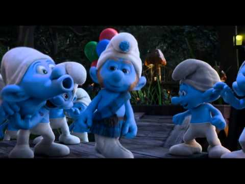 The Smurfs 2 (Montage Video 'Ooh La La')