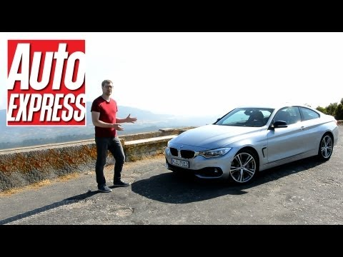 BMW 4 Series review – Auto Express