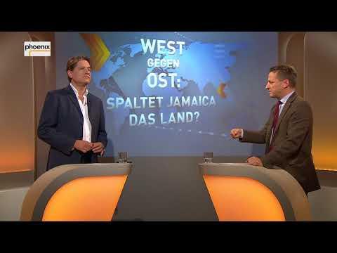 """Augstein und Blome vom 29.09.2017: """"WEST GEGEN OST: SPALTET JAMAICA DAS LAND?"""""""
