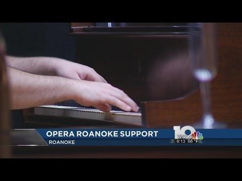 Opera Roanoke Support