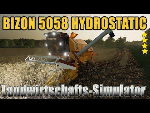 Bizon 5058 Hydrostatic v1.1