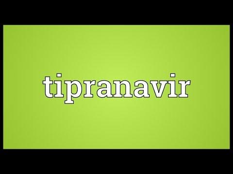 Tipranavir Meaning