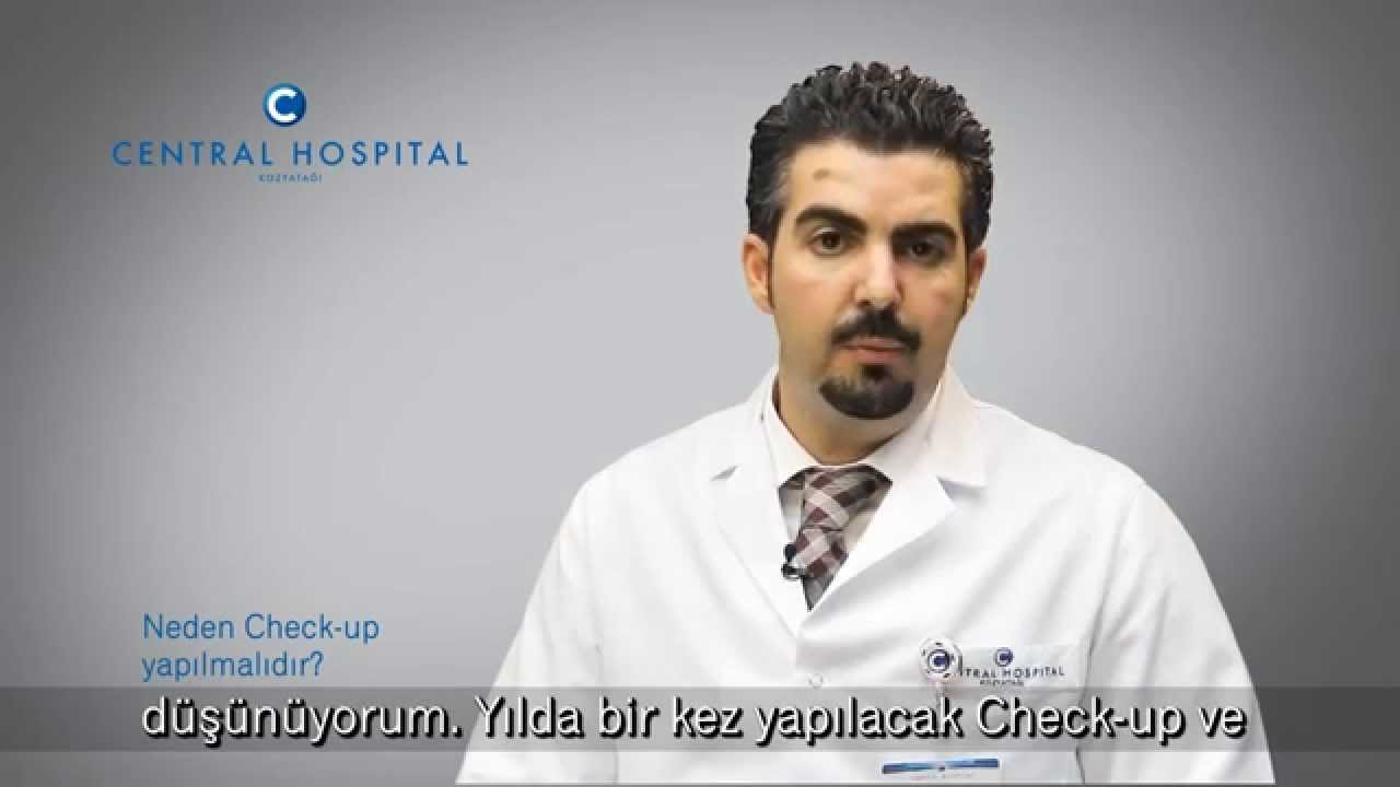 Neden Check-up yapılmalıdır?