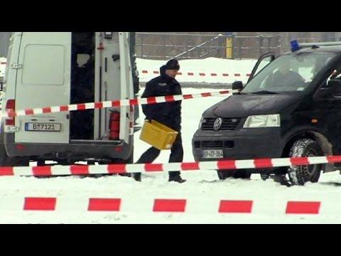 Γερμανία: Συναγερμός λόγω πέντε ύποπτων αντικειμένων στην Καγκελαρία