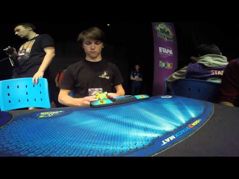 New official world record for fastest time to solve a 7x7 Rubik's cube [2:23.55]
