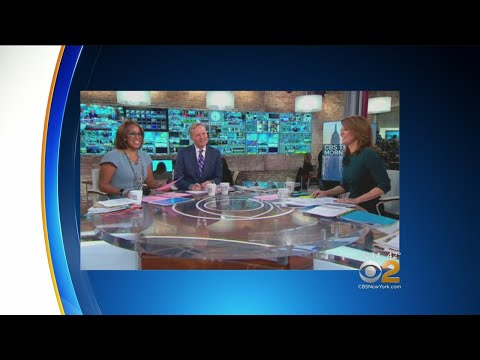 Dickerson Named 'CBS This Morning' Co-Host