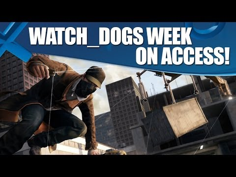 access - Watch_Dogs week is coming to Access! From the 21st - 25th of April we're bringing you loads of videos on Ubisoft's massive open world adventure, including an...