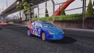 Cars 2 - Showroom 3/4 - PS3 Xbox360