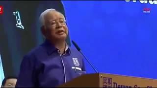 Video Ucapan pedas Najib Razak buat Tun Mahathir yang akhirnya malu sendiri MP3, 3GP, MP4, WEBM, AVI, FLV September 2018