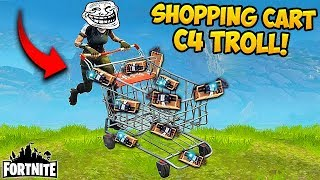 Epic Pyramid Troll Fortnite Funny Fails And Wtf Moments 101