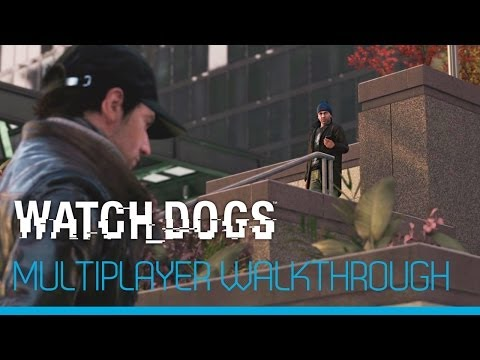 Watch_Dogs – 9-Minute Multiplayer Gameplay Demo