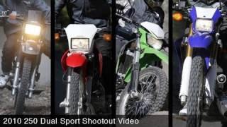 10. 2010 250 Dual Sport Shootout