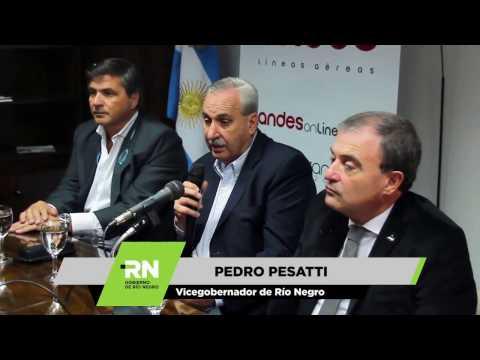 Bariloche será sumado al mapa de conexiones de la aerolínea Andes