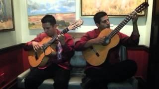 Adams Hotel performed by Omar Villanueva and Arnaldo Gutierrez